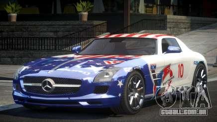 Mercedes-Benz SLS G-Style L9 para GTA 4