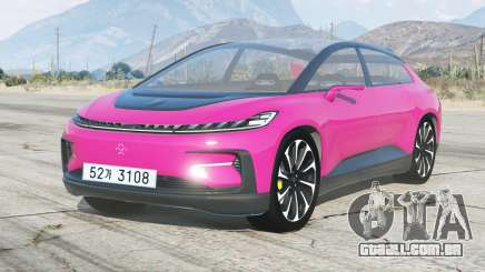 Faraday Future FF 91 2017〡add-on para GTA 5