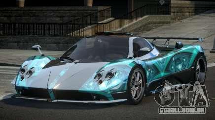 Pagani Zonda GST-C L4 para GTA 4