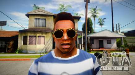 Glasses for CJ 2019 para GTA San Andreas