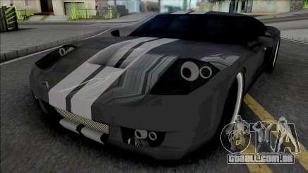 Bullet Wangan Midnight Style para GTA San Andreas