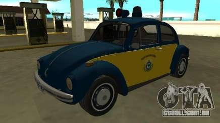 Volkswagen Beetle 94 Polícia Rodoviária Federal para GTA San Andreas