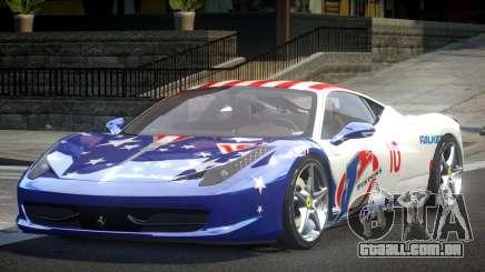 Ferrari 458 PSI U-Style L2 para GTA 4