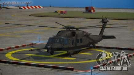 1975 Sikorsky UH-60 Black Hawk para GTA 4