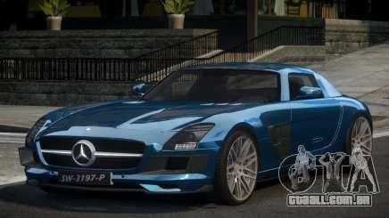 Mercedes-Benz SLS SP B-Style V1.1 para GTA 4