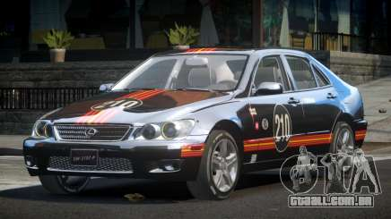 Lexus IS300 SP-R L1 para GTA 4