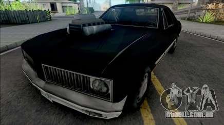 Diablo Stallion GTA LCS para GTA San Andreas