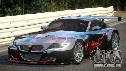 BMW Z4 GST Drift L10 para GTA 4