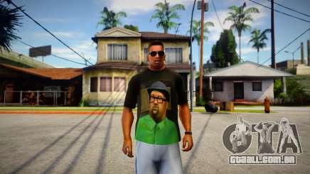 Big Smoke T para GTA San Andreas