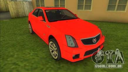 2014 Cadillac CTS-V para GTA Vice City