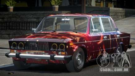 VAZ 2106 GS-R L4 para GTA 4