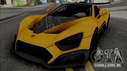 Zenvo TSR-S Chassis No.2 para GTA San Andreas