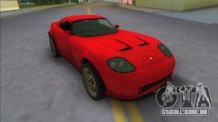 Banshee from GTA IV para GTA Vice City