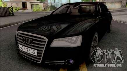 Audi A8 [HQ] para GTA San Andreas