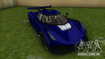 Koenigsegg Jesko para GTA Vice City
