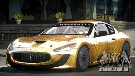 Maserati GranTurismo SP-R PJ2 para GTA 4