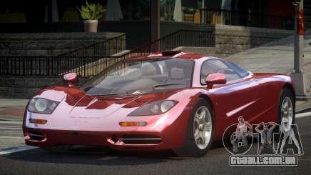 McLaren F1 SP V1.1 para GTA 4