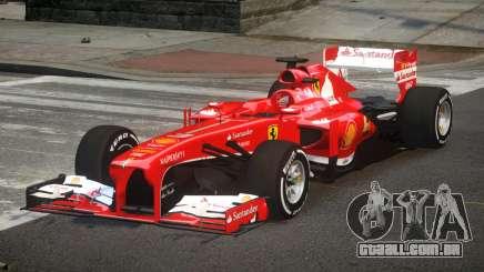 Ferrari F138 R4 para GTA 4
