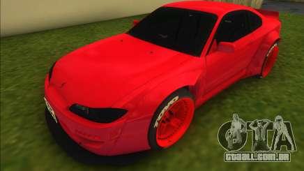 Nissan Silvia S15 Rocket Bunny para GTA Vice City