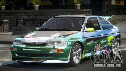 Ford Escort PSI-R L9 para GTA 4