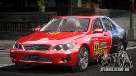 Lexus IS300 SP-R L10 para GTA 4