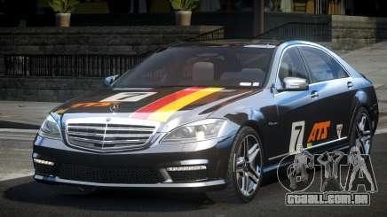 Mercedes-Benz S65 GST-R L1 para GTA 4