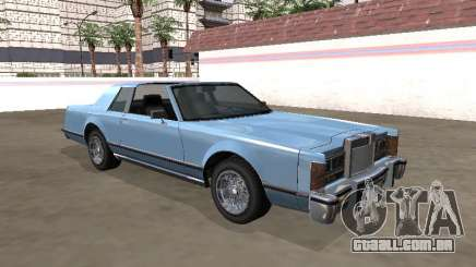 Virgo Continental Targa Version 1 para GTA San Andreas