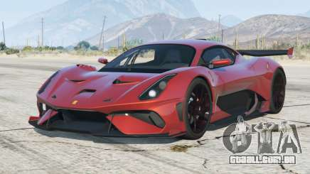 Brabham BT62R 2020〡add-on para GTA 5