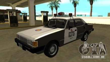 Chevrolet Opala da BM do estado do RS para GTA San Andreas