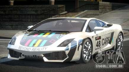 Lamborghini Gallardo Qz7 L6 para GTA 4