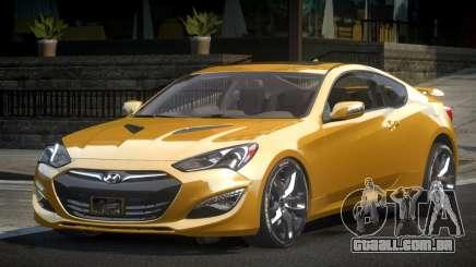 Hyundai Genesis GST Drift para GTA 4