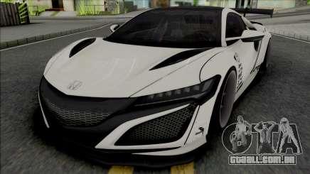 Honda NSX Liberty Walk [IVF] para GTA San Andreas