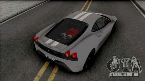 Ferrari F430 Scuderia (Forza Horizon 3) para GTA San Andreas
