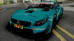 Mercedes-AMG C63 DTM Gary Paffett