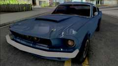 Shelby GT500 1967 [Fixed]