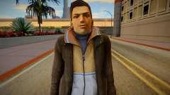 Tommy Vercetti in Niko Bellic Suit HD para GTA San Andreas