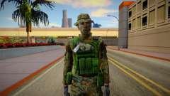 Edinica za Brzo Rasporeduvanje para GTA San Andreas