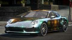 Porsche 911 Turbo SP S2 para GTA 4