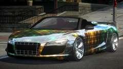 Audi R8 SP Roadster PJ10 para GTA 4