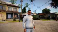 Hoody Nike para GTA San Andreas