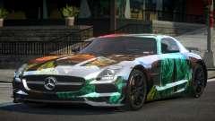 Mercedes-Benz SLS US S5 para GTA 4