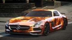 Mercedes-Benz SLS US S2 para GTA 4