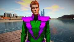 Marvel Future Fight - Molecule Man para GTA San Andreas