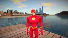 The Flash (Justice League Unlimited) para GTA San Andreas