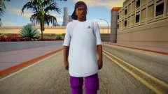 Ballas1 (good skin) para GTA San Andreas