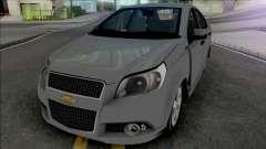 Chevrolet Aveo LTZ 2015 para GTA San Andreas