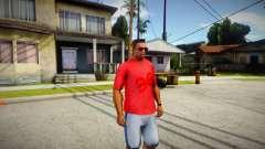 Eris New T-shirt para GTA San Andreas