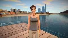 Lara Croft from Rise of the Tomb Raider para GTA San Andreas