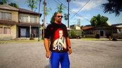 T-shirt Till Lindemann 50 para GTA San Andreas