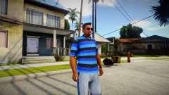 Polo shirt 58 para GTA San Andreas